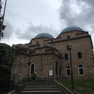 Alaca Imaret vista da Kassandrou