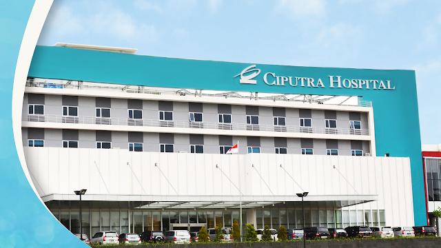 Lowongan Kerja Apoteker Ciputra Hospital Citra Raya Tangerang