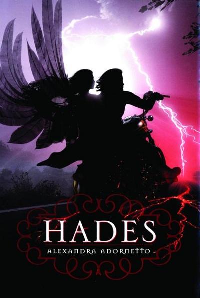"News: Confira a capa de ""Hades"" , da autora Alexandra Adornetto. 8"