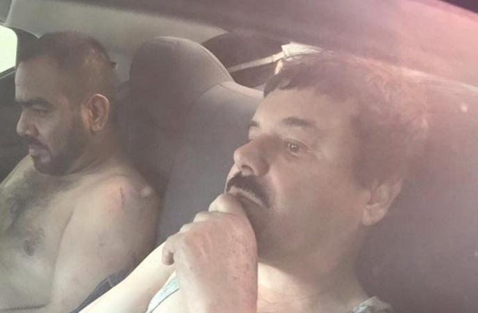 Boletín de la Semar desmiente la versión oficial de la detención de El Chapo