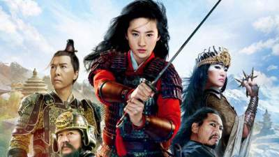 Mulan 2020 Hindi English Telugu Tamil 480p HD