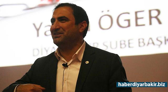 DİYARBAKIR-Diyarbakır Gazi Yaşargil Eğitim ve Araştırma Hastanesinde 'Sağlık Çalışanlarına Bağımlılıktan uzak sağlıklı yaşam eğitimleri projesi' kapsamında bir seminer düzenlendi.