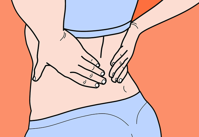 tips cope with back pain how to treat back pains naturally