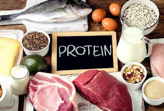 Protein in Meat
