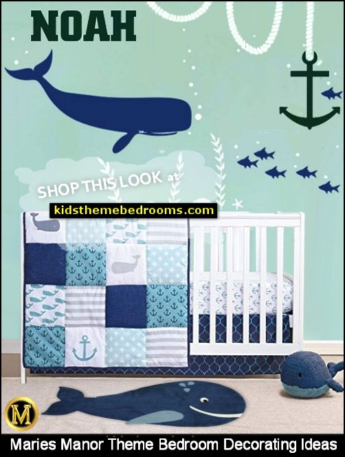 whale themed baby nursery ideas Whales Nursery Whale themed nursery ideas whale nursery decor