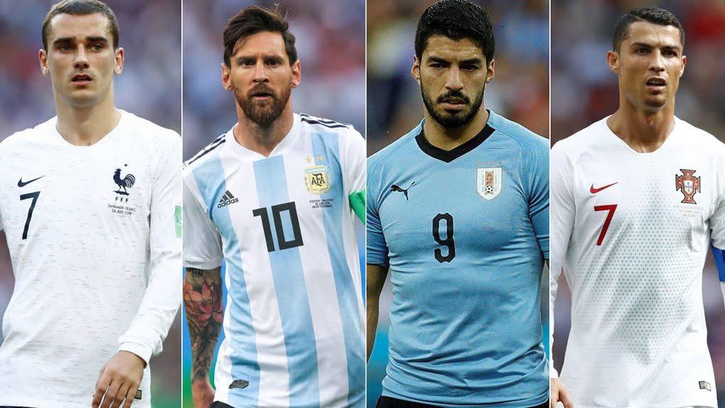 Mondiali Calcio 2018 Streaming: Francia-Argentina e Uruguay-Portogallo, Oggi in Diretta TV su Canale 5