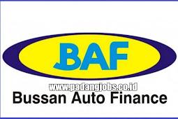 Lowongan Kerja Padang: PT. Bussan Auto Finance Agustus 2018