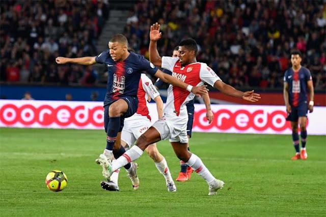 Video PSG 3-3 Monaco: Tấn công mãn nhãn, rượt đuổi 6 bàn