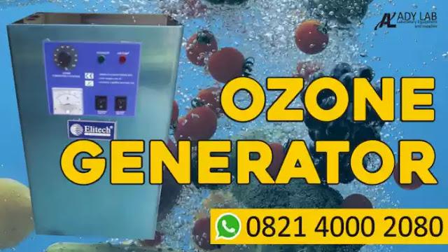 Harga Ozone Generator Water Treatment Murah jakarta