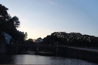 Inner ground of Japan's Imperial Palace Tokyo