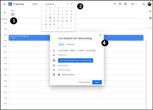 Google-meet-link