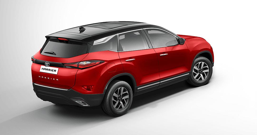 Upcoming Tata's  car