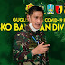 PSBB Malang Raya Diberlakukan, Pangdivif 2 Kostrad Siap Mendukung Gugus Tugas Covid-19