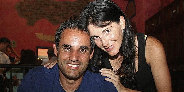 Connie Montoya Esposa de Juan Pablo Montoya Ex Piloto de Formula Uno