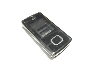 Casing LG KG800 Slide Fullset