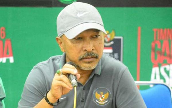 Fakhri Husaini Ingin Timnas Indonesia U-16 Usung Teknik Operan Modern