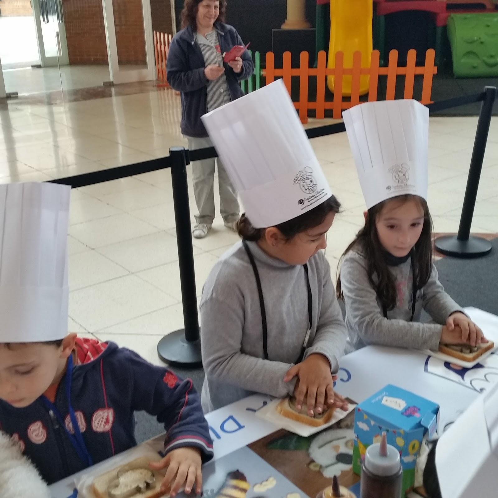 Los proyectos de aula de nika taller de cocina con pepa for Proyecto cocina infantil