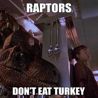 raptors-dont-eat-turkey-meme