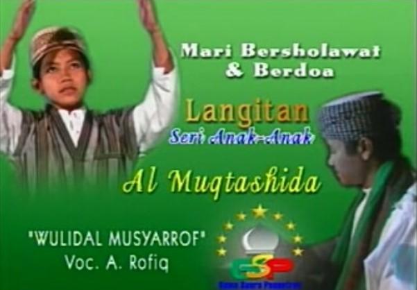 Wulidal Musyarrof download