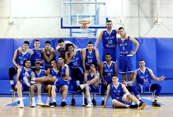 Εθνική Νέων Ανδρών: Αναχωρεί για την Γερμανία η Εθνική Νέων Ανδρών. Το πρόγραμμα κι η σύνθεση της ελληνικής ομάδας