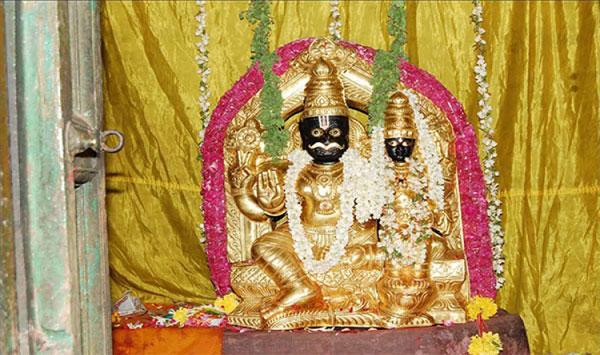 Sri Malyadri Lakshmi Narasimha Swamy