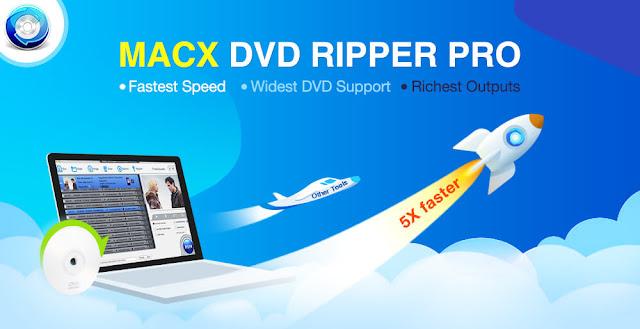 تحميل برنامج MacX DVD Ripper Pro الرائع