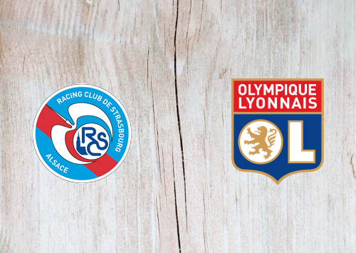Strasbourg vs Olympique Lyonnais -Highlights 30 November 2019