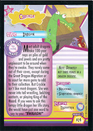 My Little Pony Crackle Series 2 Trading Card