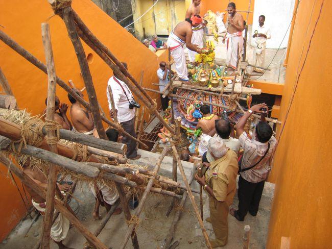 Sri Lakshmi Hayagriva Perumal Temple Vimanam