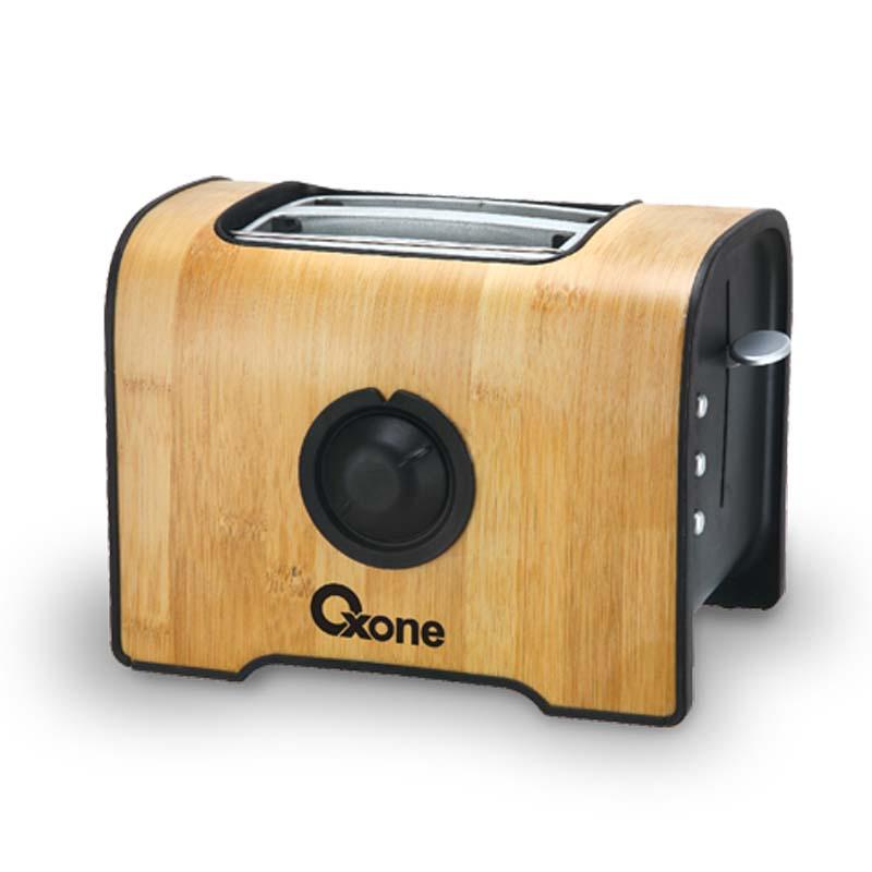 OX-951 Bamboo Bread Toaster Oxone 550W