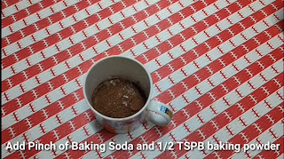 How to Make Mug Brownies Without Oven and Egg This is a simple recipe of Mug Brownies without any Oven or Egg.