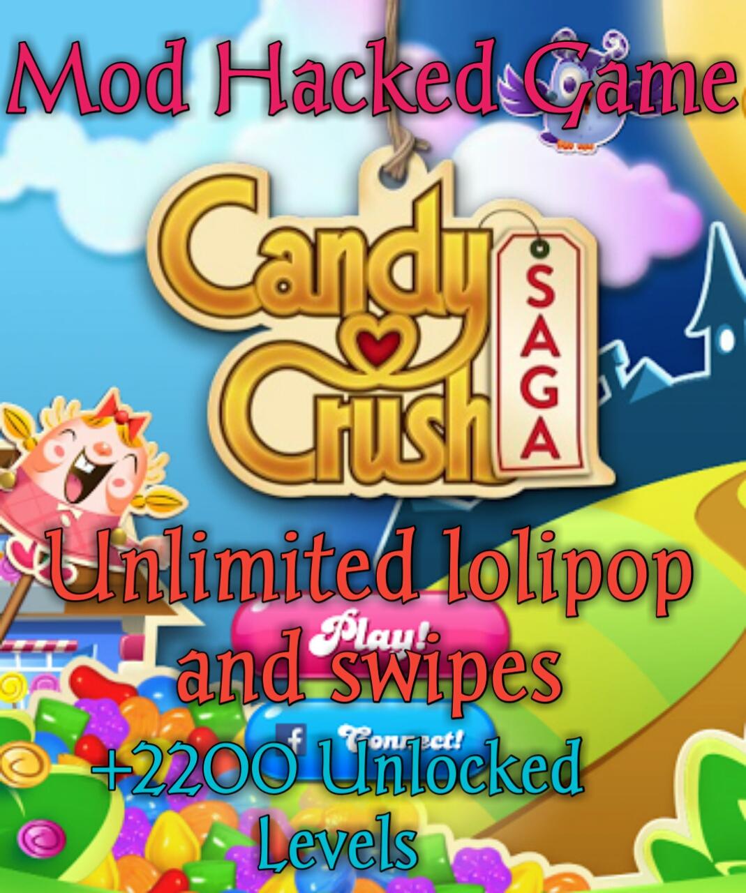candy crush saga hack game free download