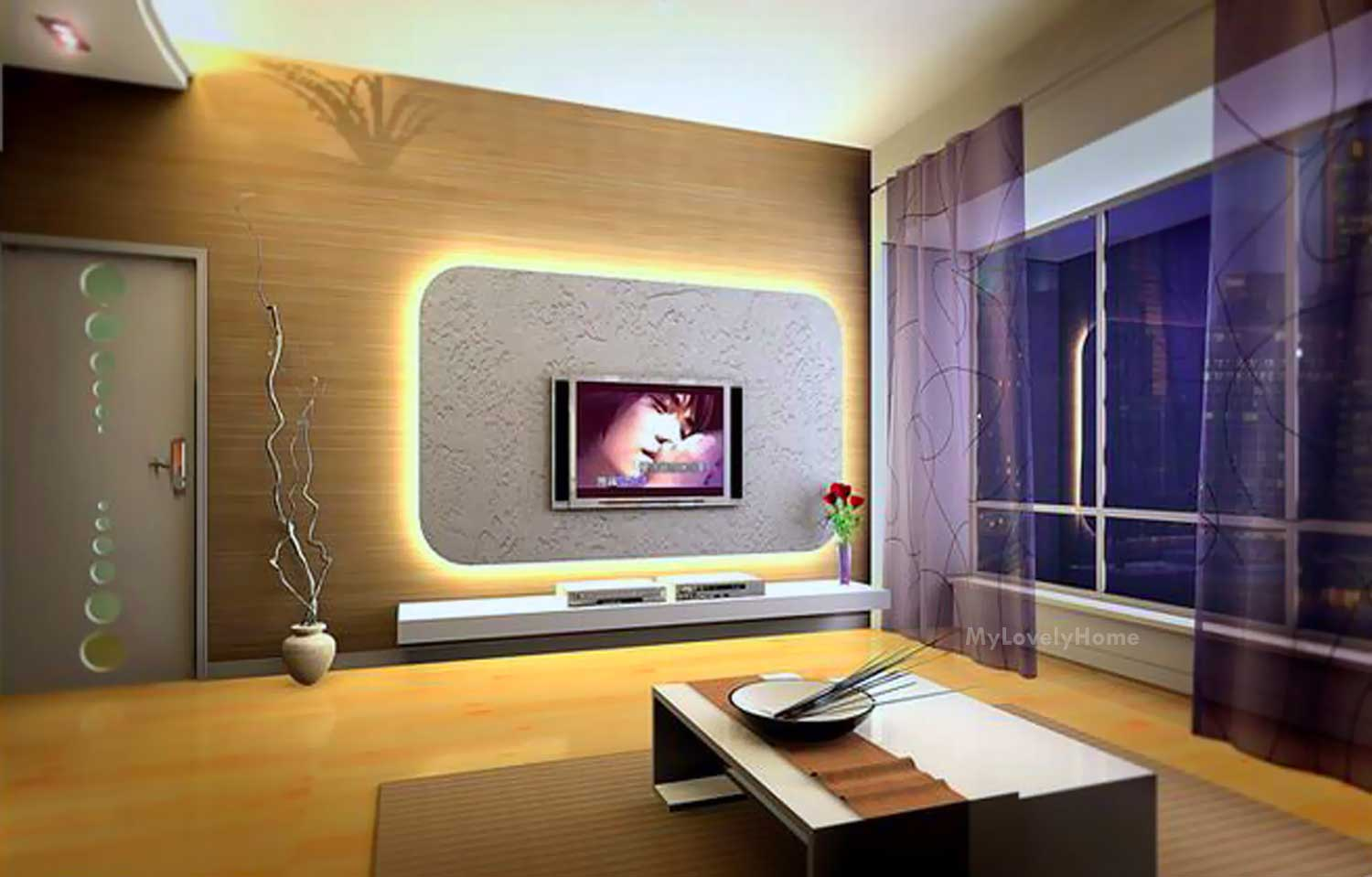 Japanese Interior Design Concept Ideas - My Lovely Home