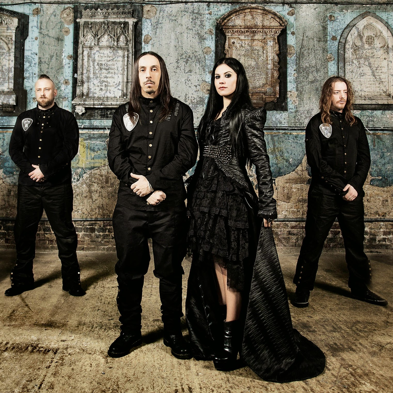Lacuna Coil is an Italian metal band from Milan. Since their formation in 1994, the group has had two name changes, being previously known as Sleep of Right and Ethereal. http://www.jinglejanglejungle.net/2015/02/eu4.html #LacunaCoil
