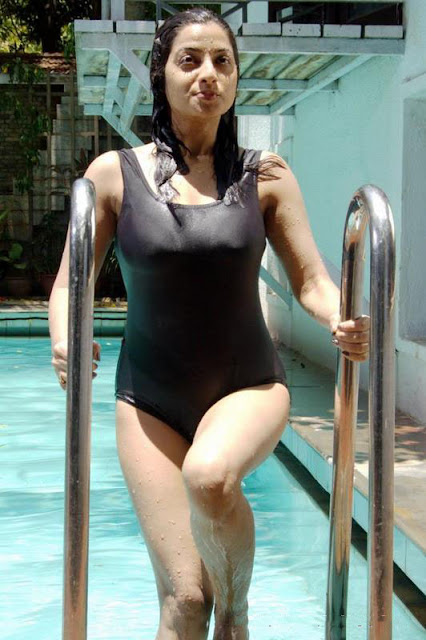 Actress Keerthi Chawla Hot Bikini Stills Actress Trend