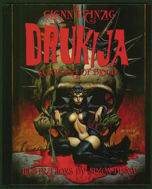 """""""Verotika"""" (2019), el debut como director de cine del cantante Glenn Danzig (Misfits, Samhain, Danzig)"""