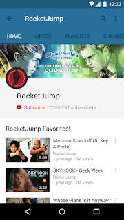 Aplikasi Youtube Untuk Android