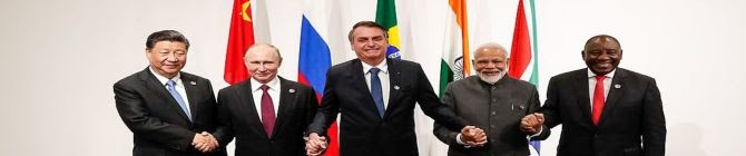 China, Russia Back Brazil, India, South Africa To Play A Greater Role In UN