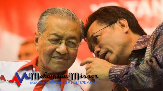 After abandoning the country, how could The King appoint Mahathir as the 9th Prime Minister even if he has the numbers as falsely claimed by Shafie Apdal?