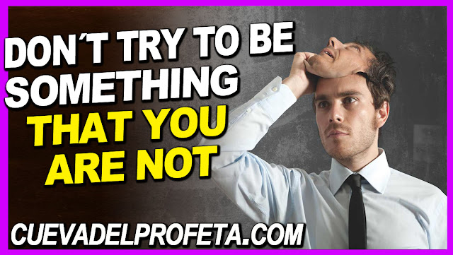 Do not try to be something that you are not - William Marrion Branham Quotes