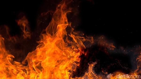 81 Orang Luka Akibat Kebakaran Lapas Kelas I Tangerang