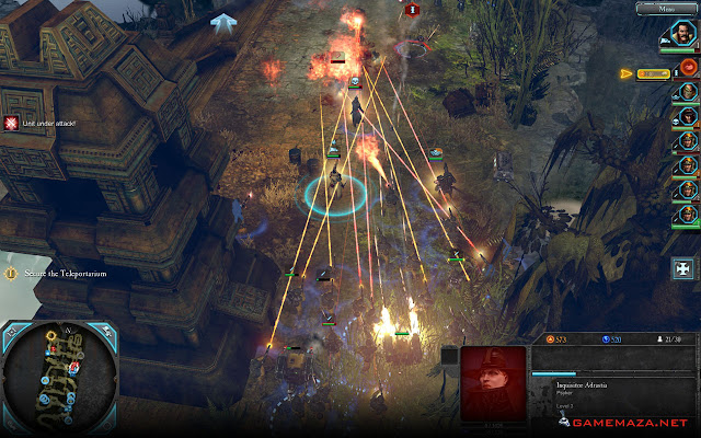 Warhammer 40000 Dawn of War II Retribution Gameplay Screenshot 1