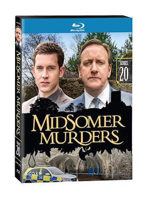Midsomer Murders Series 20 Blu Ray