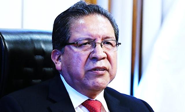 Fiscal supremo Pablo Sánchez