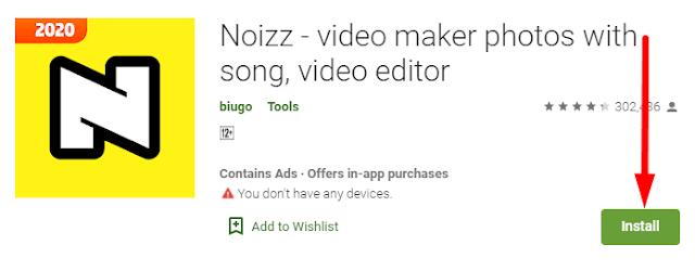 Noizz App किस देश का है
