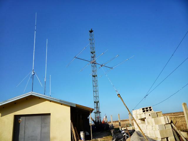 Montage Pylone Radio