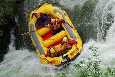 Bukan Hanya Sekadar uji Nyali, Yuk Intip Ragam manfaat Rafting yang Jarang Orang Tahu