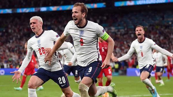 İngiltere, Danimarka'yı uzatmalarda geçerek finale çıktı