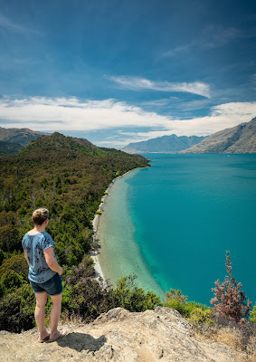 Queenstown, Lake Wakatipu, Bobs Cove, Lake