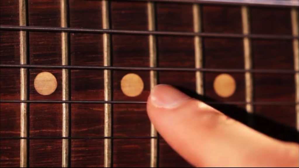 Mr Babiuk Claims The Dark Stripe Of Grain That Connects These Three Dot Markers Is Identical On Both Instruments He Does Not Mention Light Colored